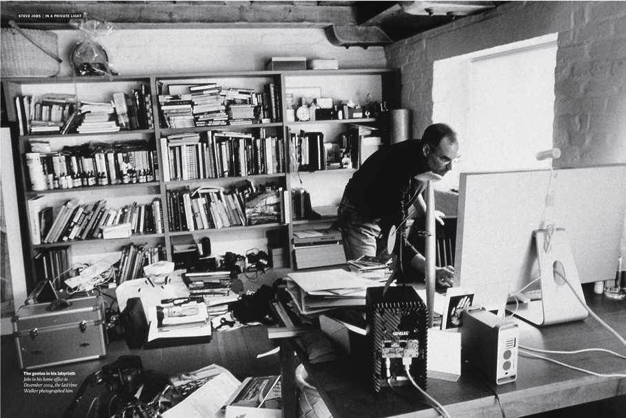 Steve Jobs birou