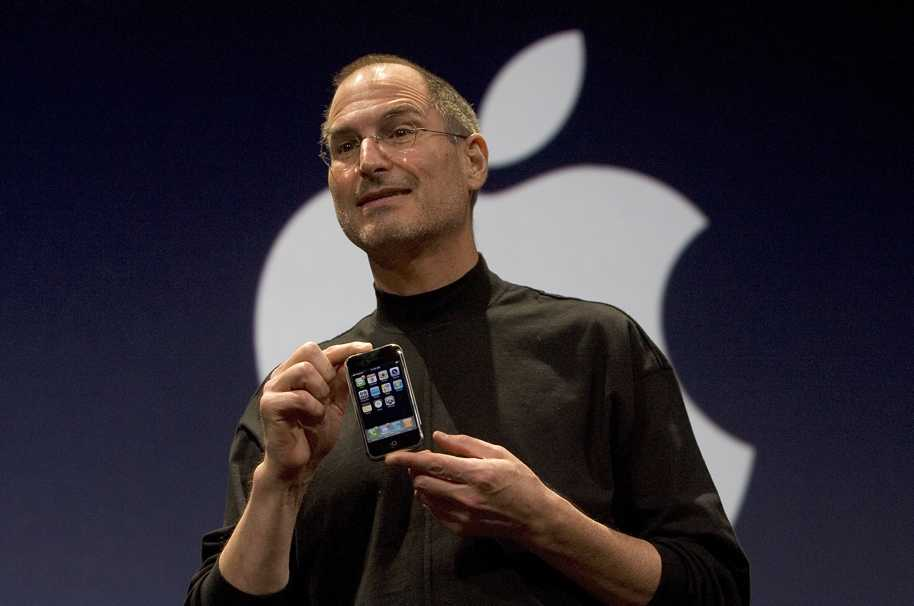 Steve Jobs iPhone 2G