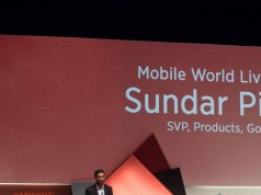 Sundar Pichai Mobile World Congress 2015