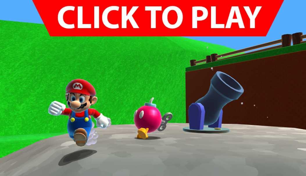 Super Mario 64 iPhone 6