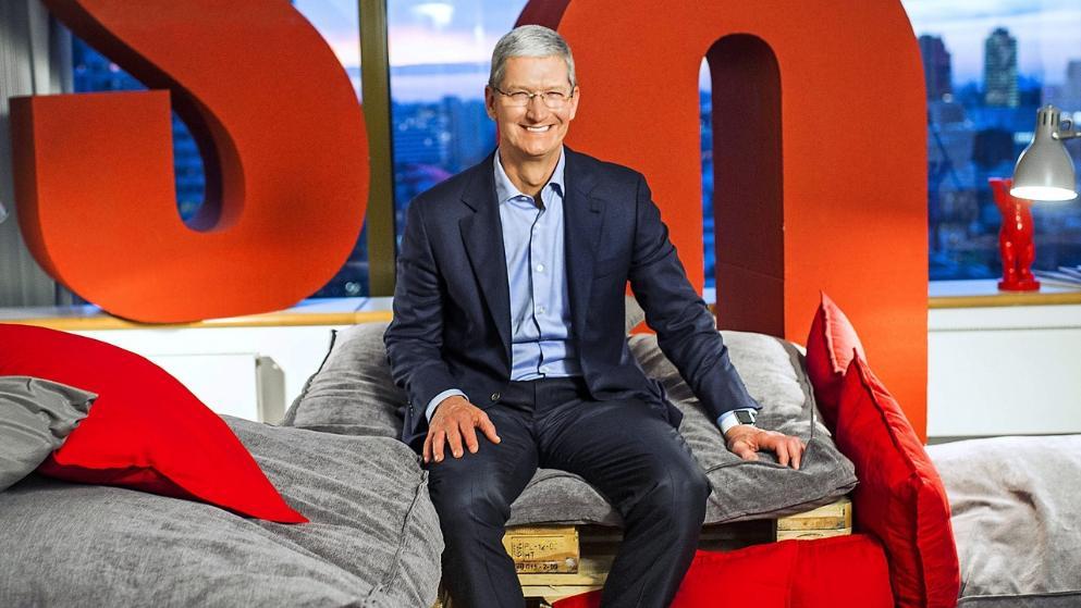 Tim Cook masina Apple Steve Jobs