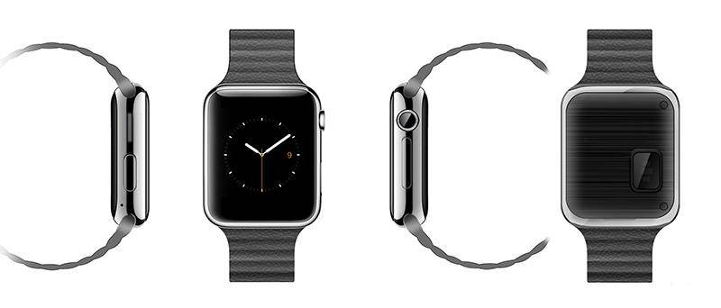 ZeaPlus Watch clona fidela Apple Watch