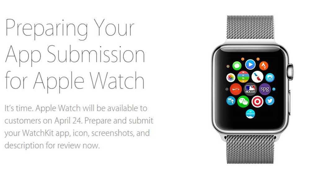 aplicatie apple watch