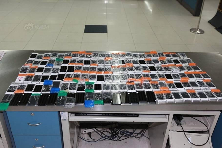 chinez contrabanda iPhone 2