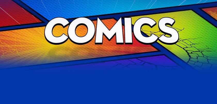 comics jocuri