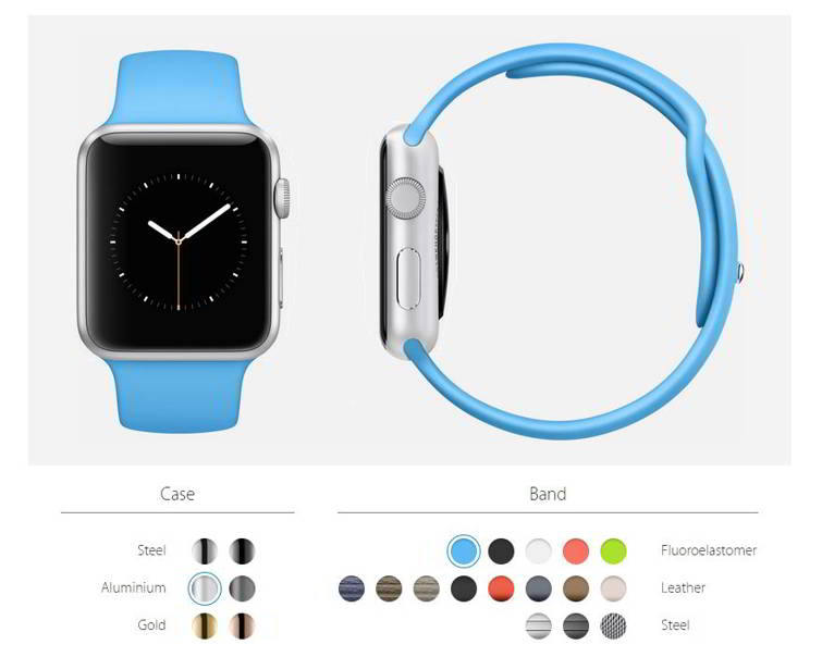 curele apple watch