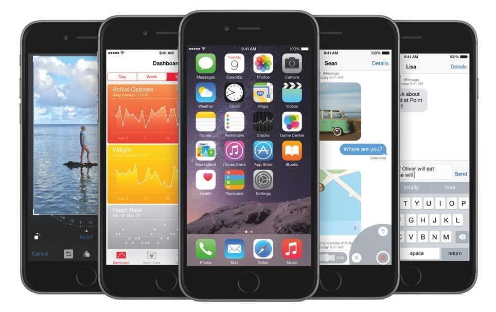 iOS 8 spatiu stocare