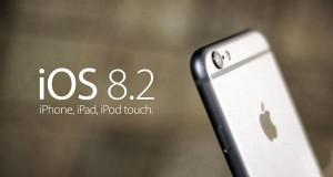 iOS 8.2 vechi