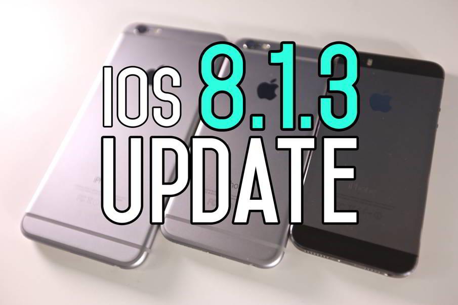 iOS 8.3 downgrade