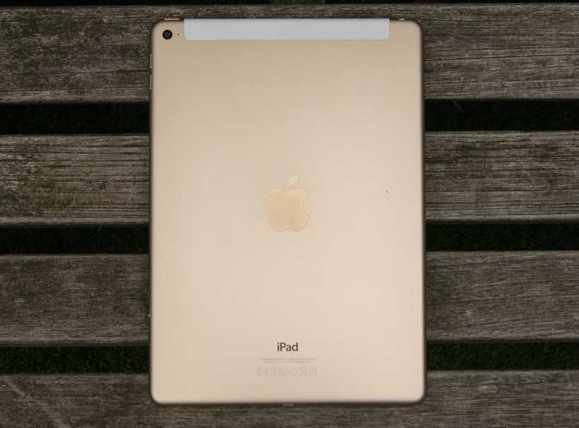 iPad Air 2 parlament marea britanie