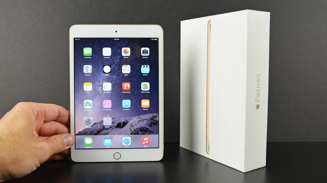 iPad Mini 3 hero