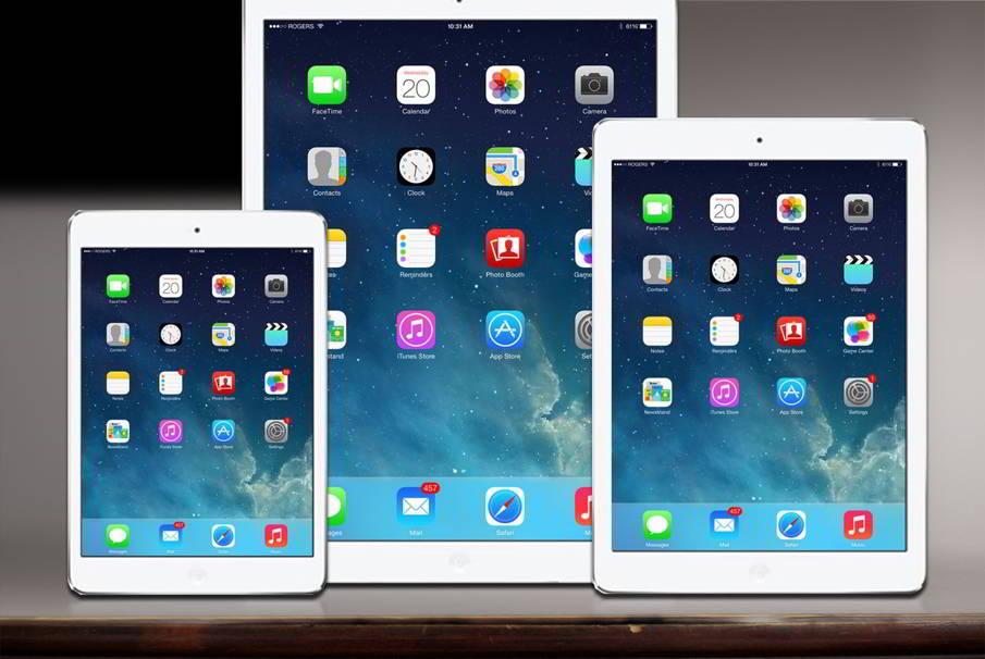 iPad Pro tablete iPad
