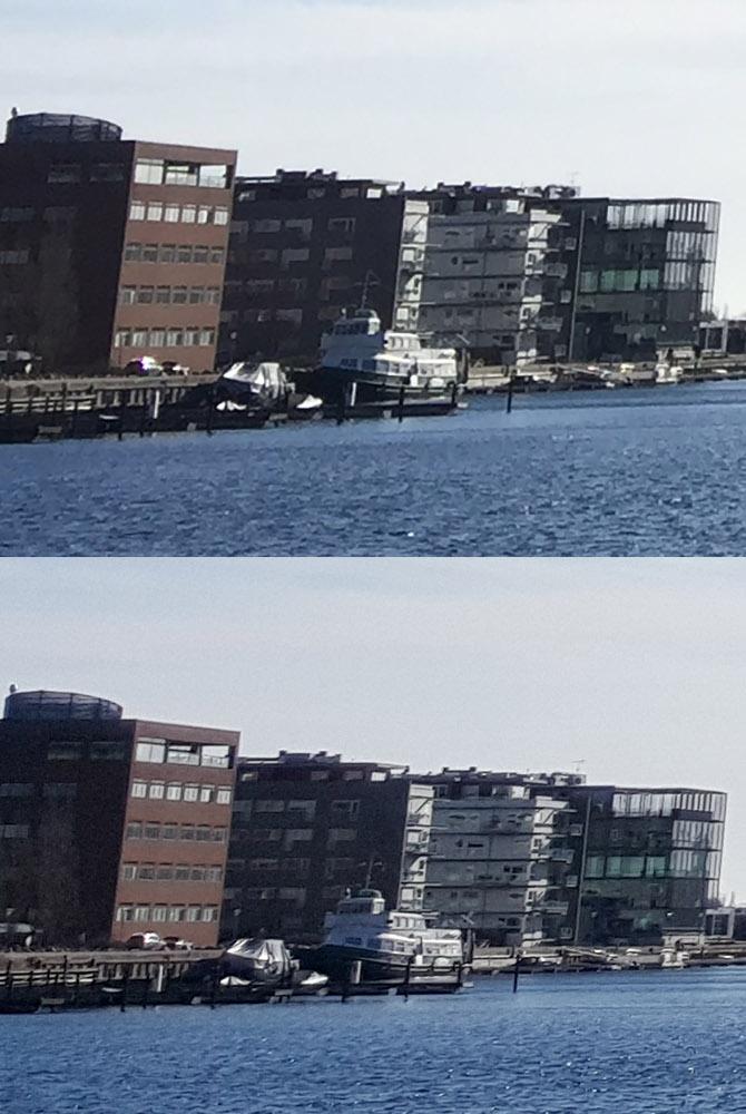 iPhone 6 Plus vs Samsung Galaxy S6 Edge - compaaratie camera 9