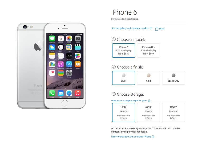 iPhone 6 crestere pret