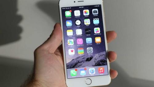 iPhone 6 plus hero