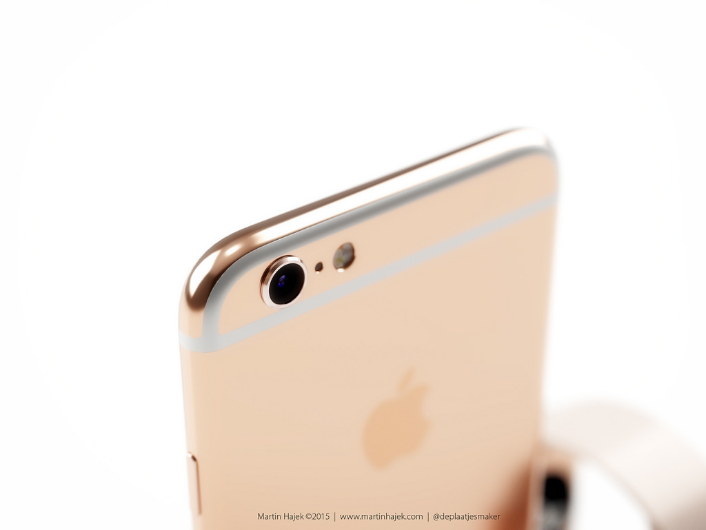 iPhone 6 roz auriu 2
