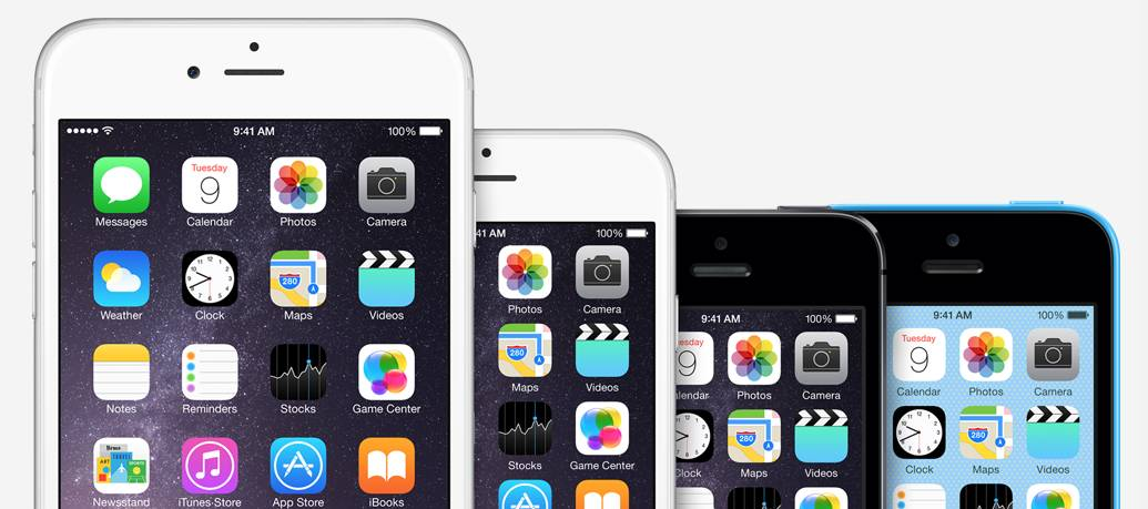 iphone ecrane