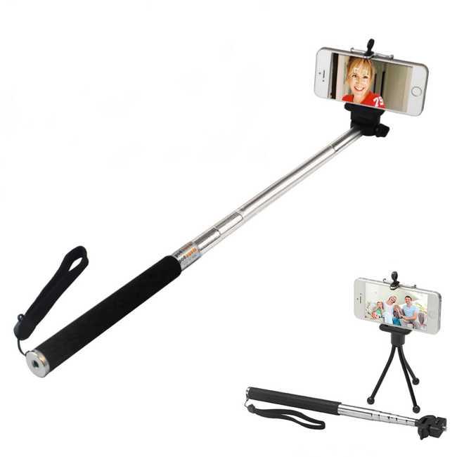 concurs castiga un selfie stick cu telecomanda. Black Bedroom Furniture Sets. Home Design Ideas
