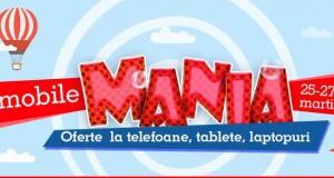 Mobile Mania Reduceri de 50% la laptop, tablete, telefoane mobile si accesorii