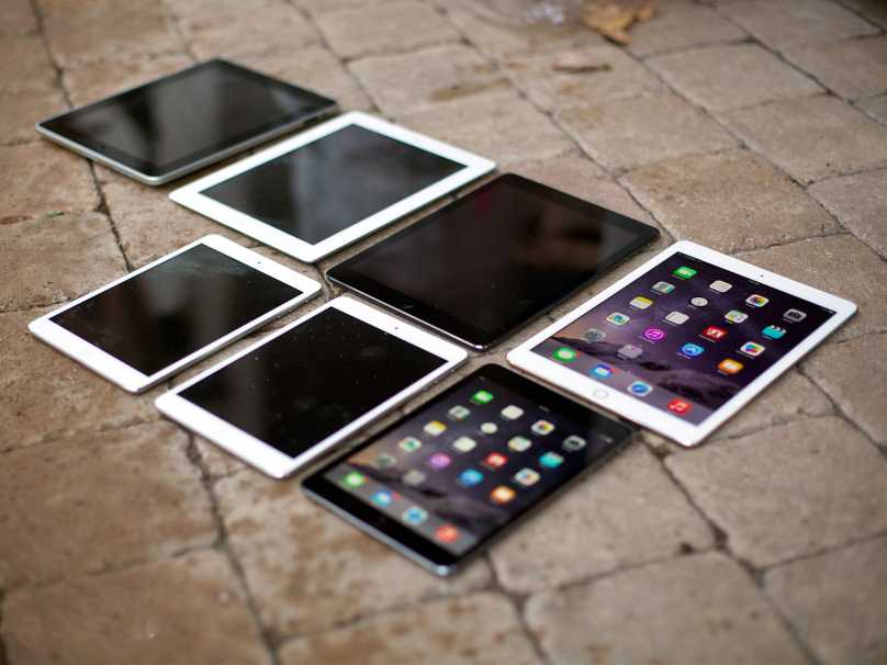 vanzari tablete iPad