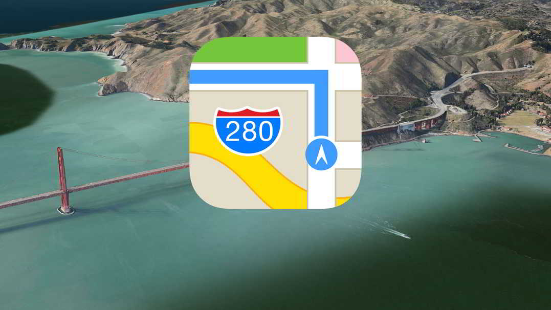 Apple schimbare Apple Maps