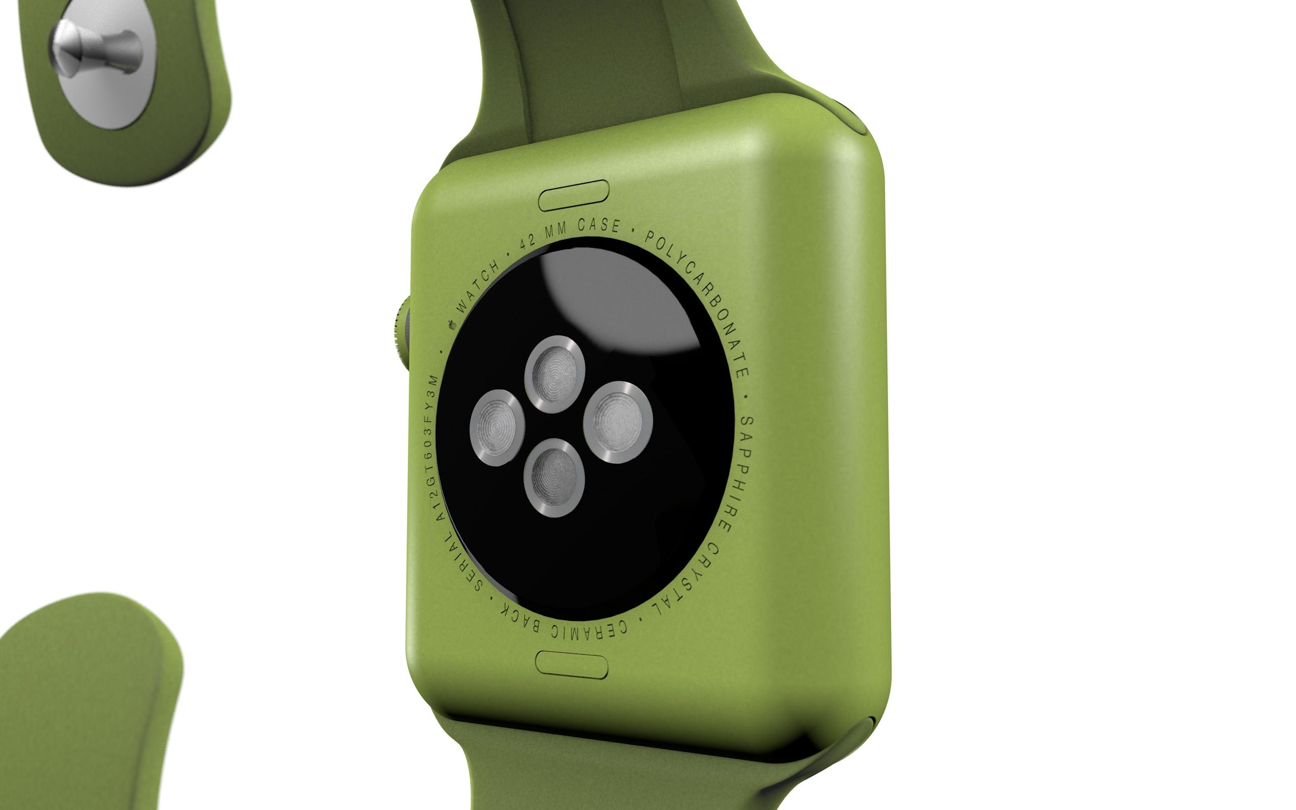 Apple Watch 2 concept 2