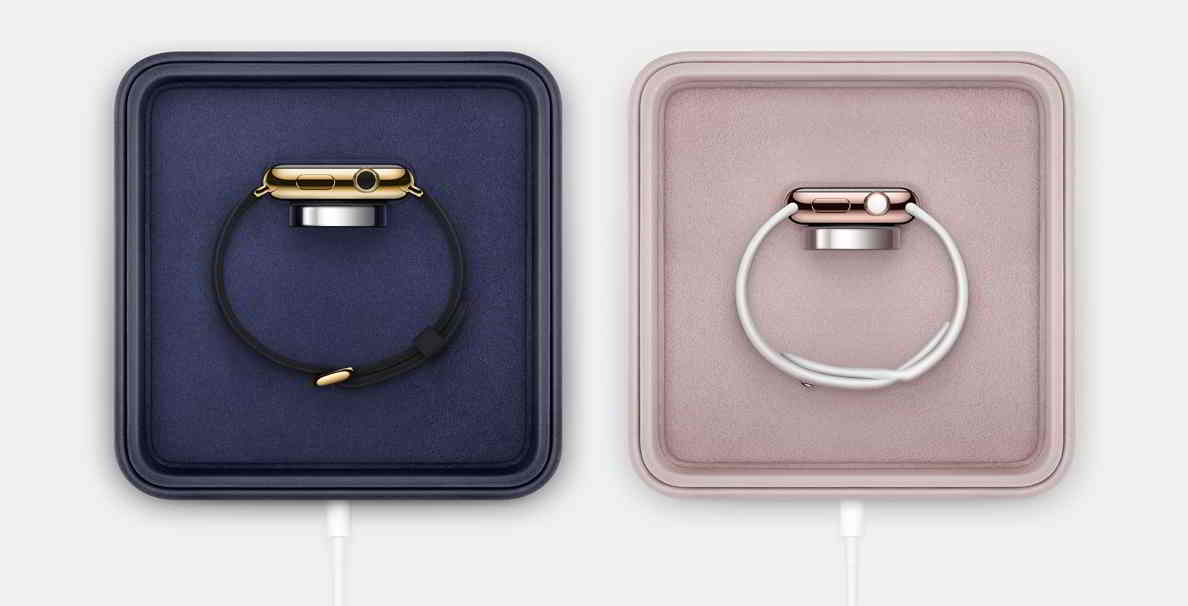 Apple Watch Edition din aur prezentare detaliata