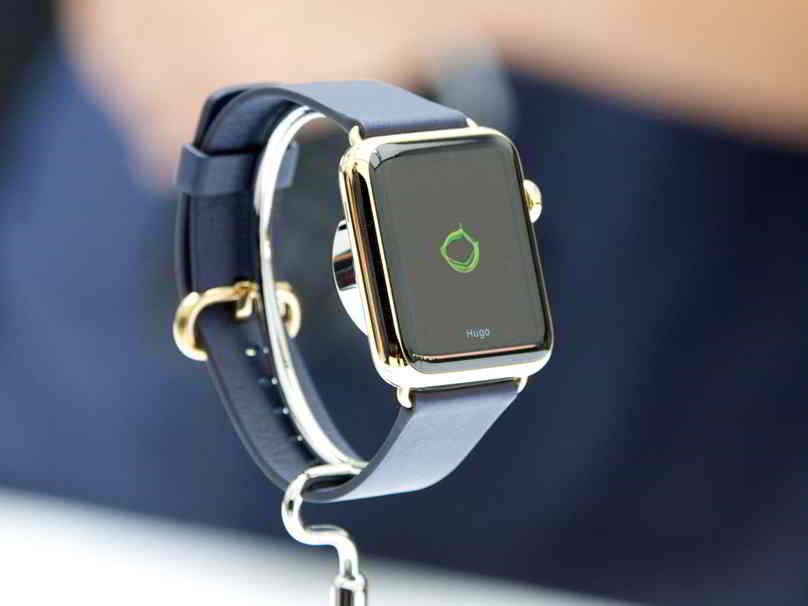 Apple Watch Hugo