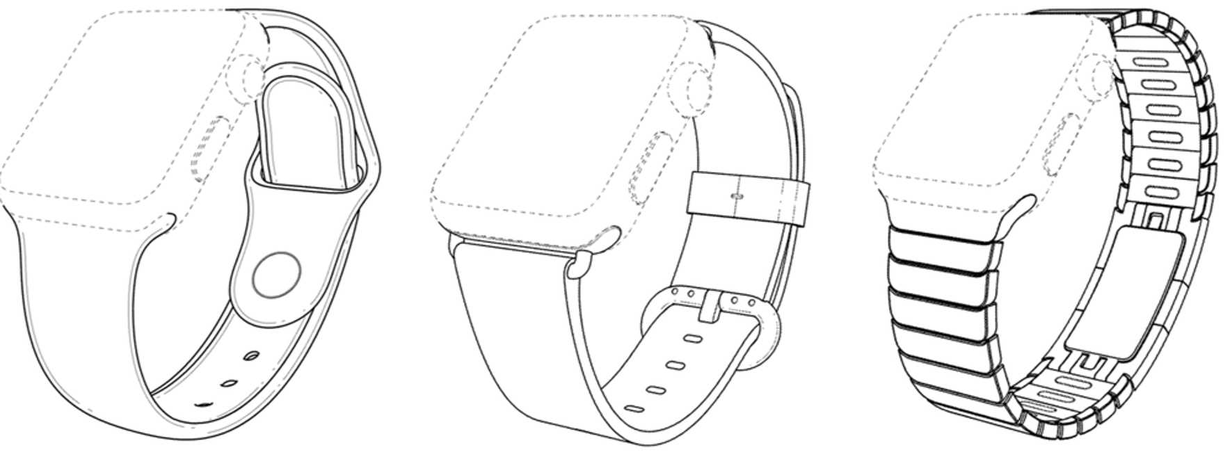 Apple Watch brevet bratari