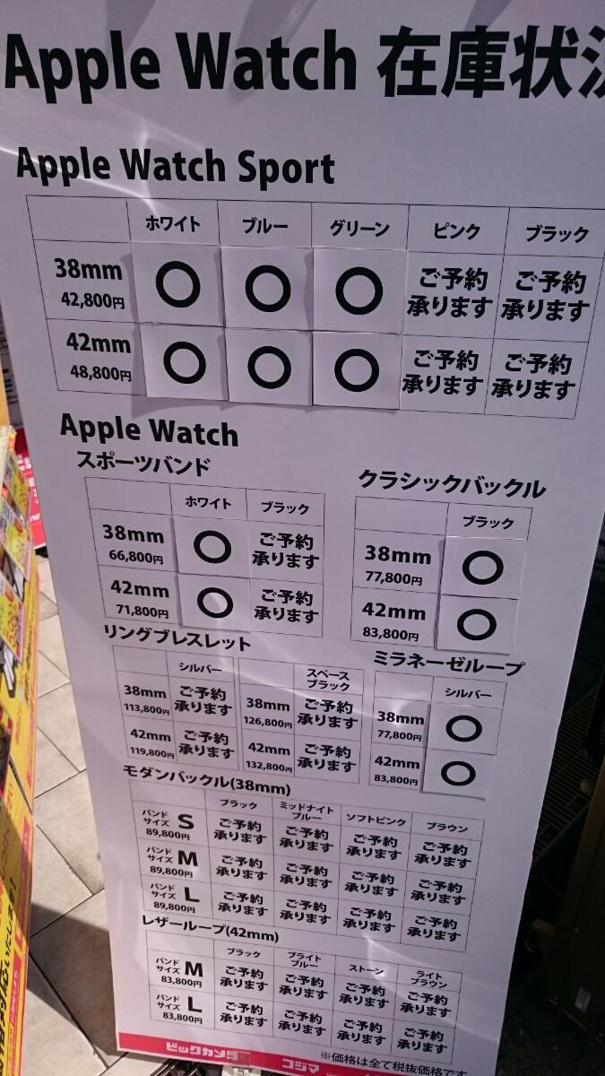 Apple Watch coada 2
