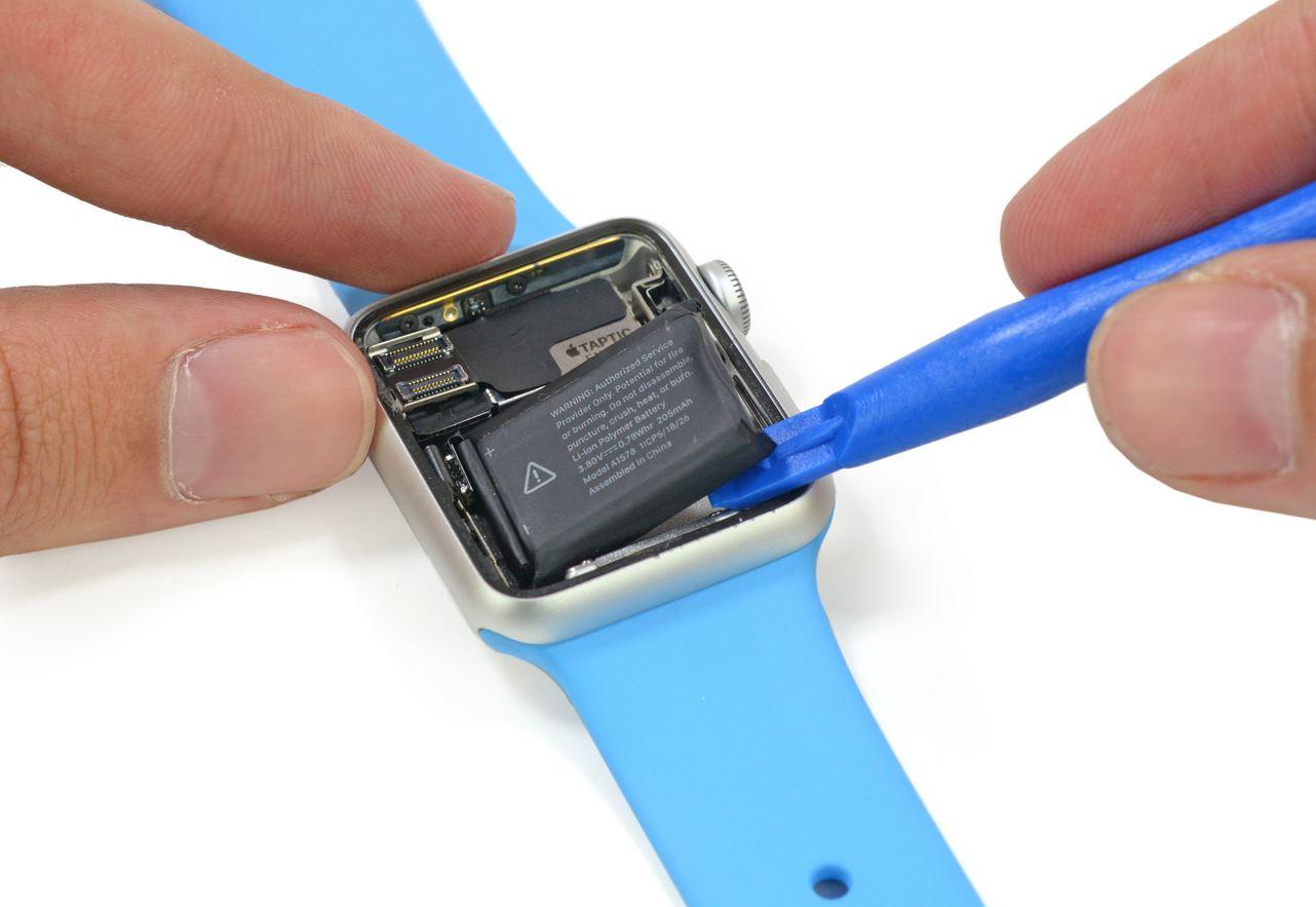 Apple Watch dezasamblat 3