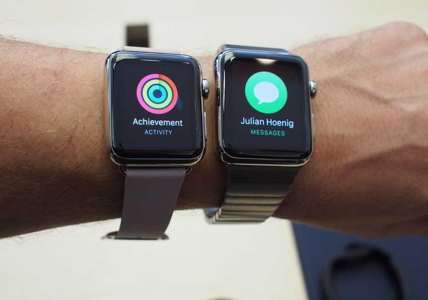 Apple Watch diferenta 38mm 42mm feat