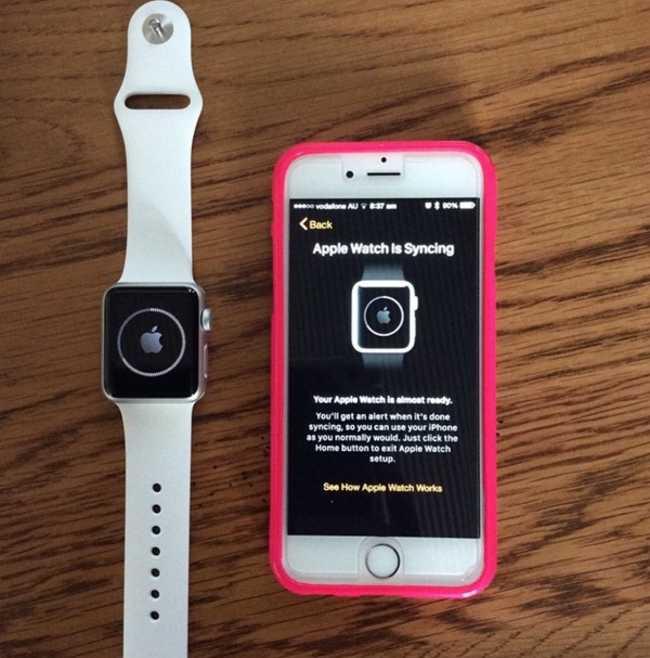 Apple Watch livrat