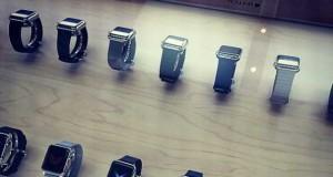 Apple Watch masa magazin APple