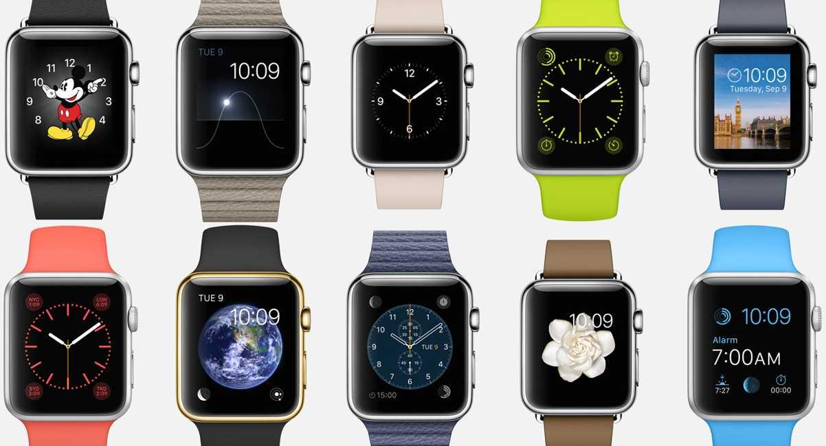 Apple Watch modele
