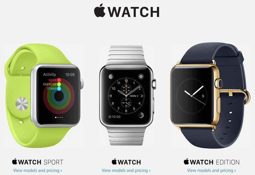 Apple Watch ora precomanda