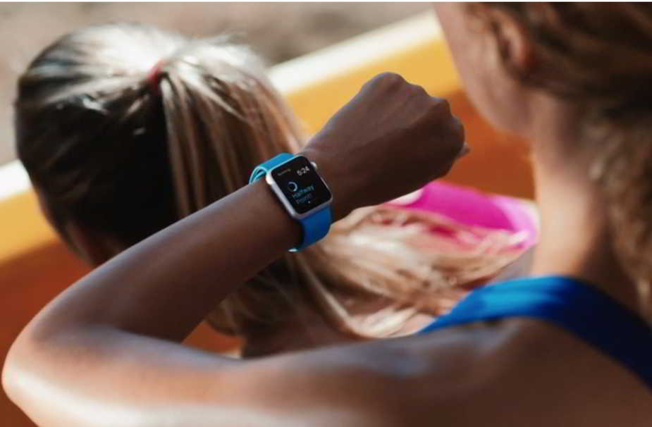 Apple Watch promovare
