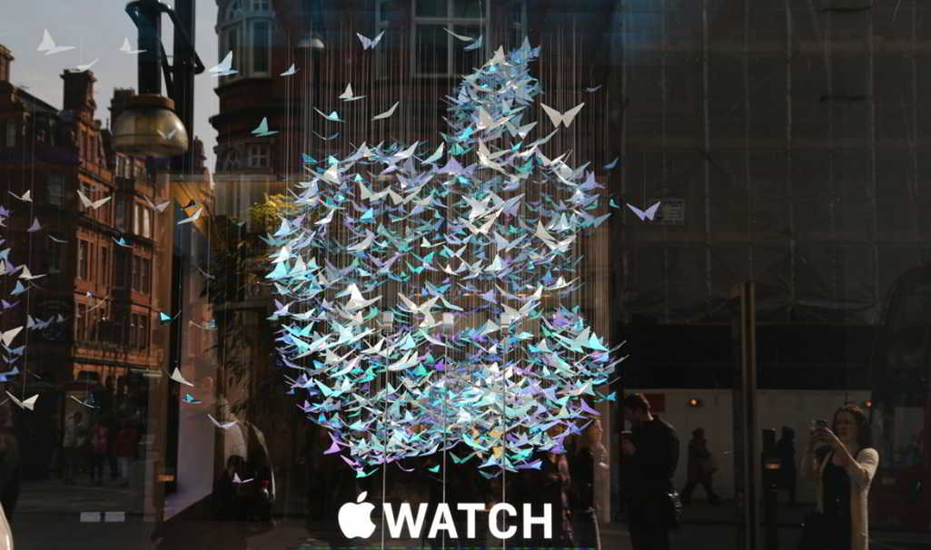 Apple Watch stocuri globale