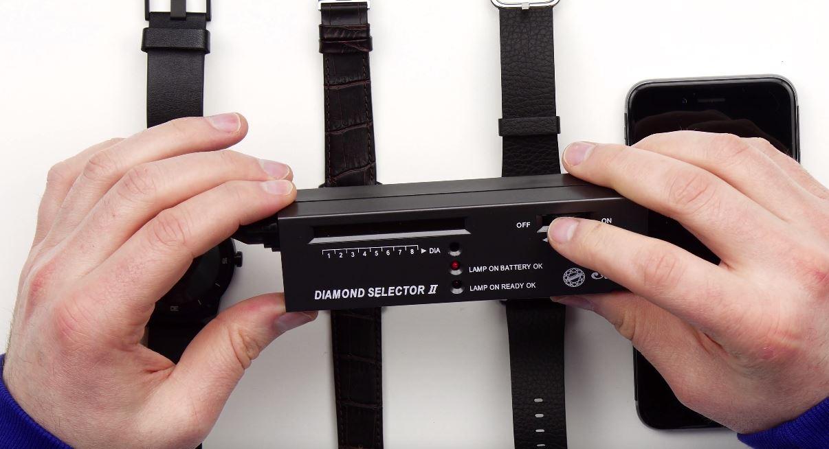 Apple Watch test safir