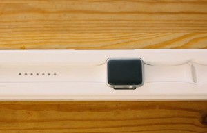 Apple Watch unboxing unic