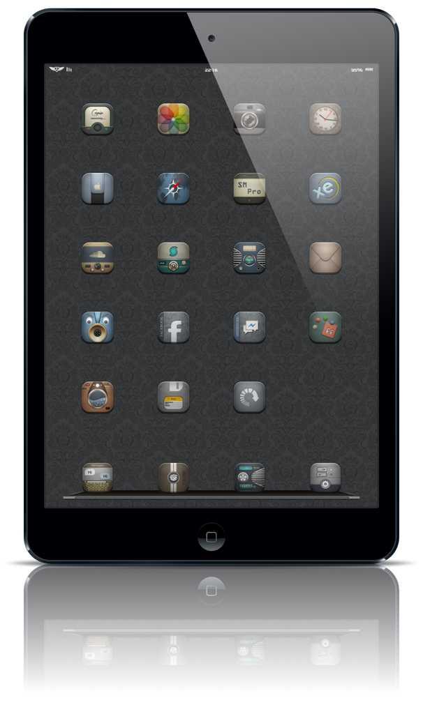 Arc iPad