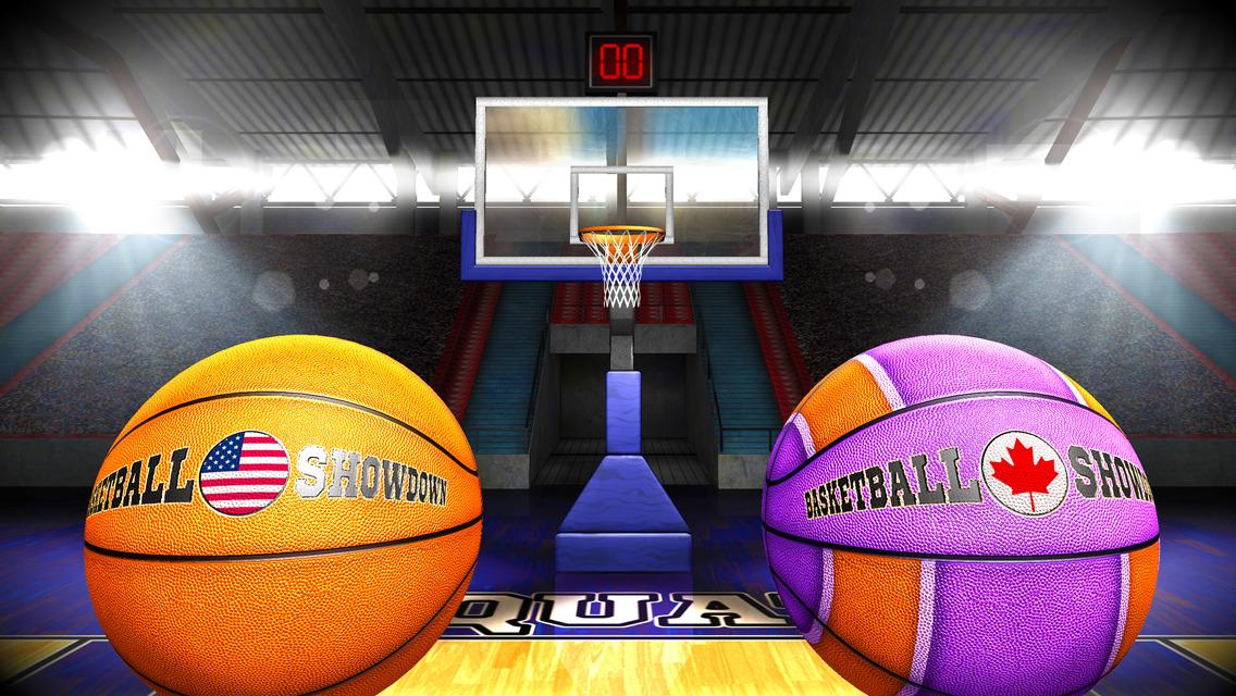Basketball Showdown 2015