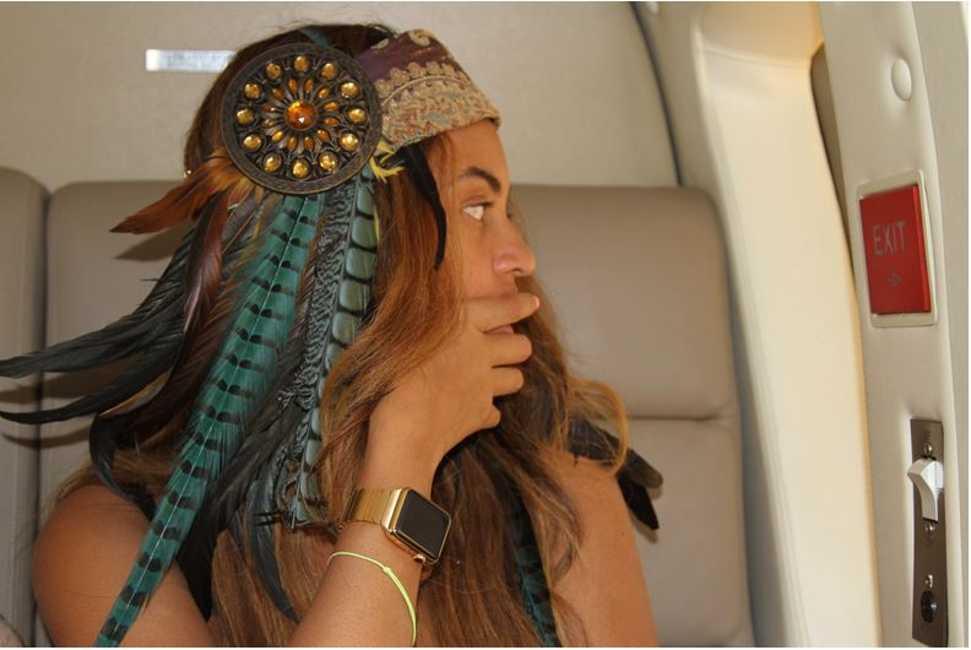 Beyonce Apple Watch Aur bratara aur
