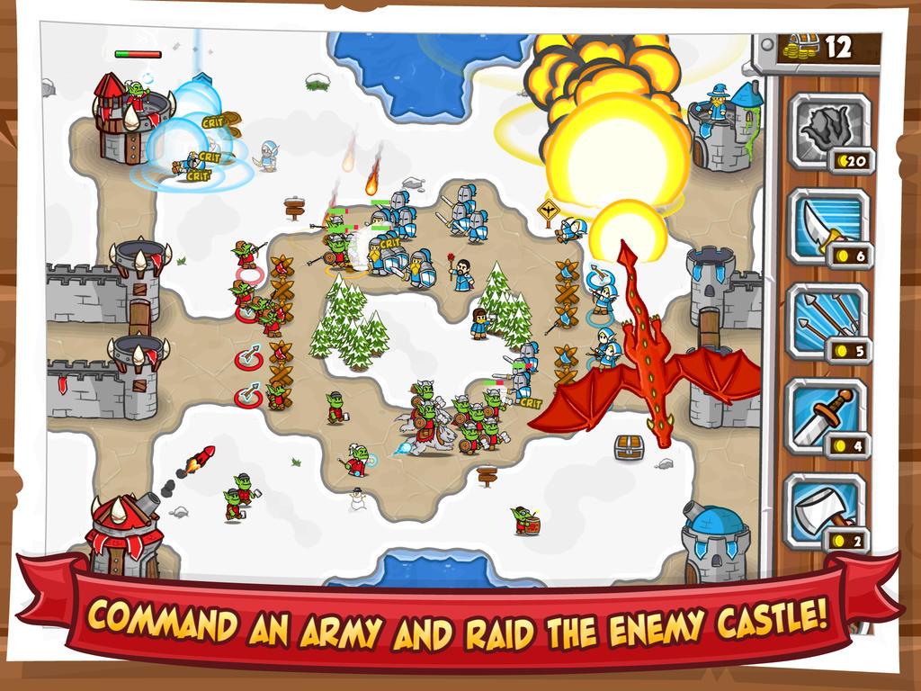 Castle Raid 2