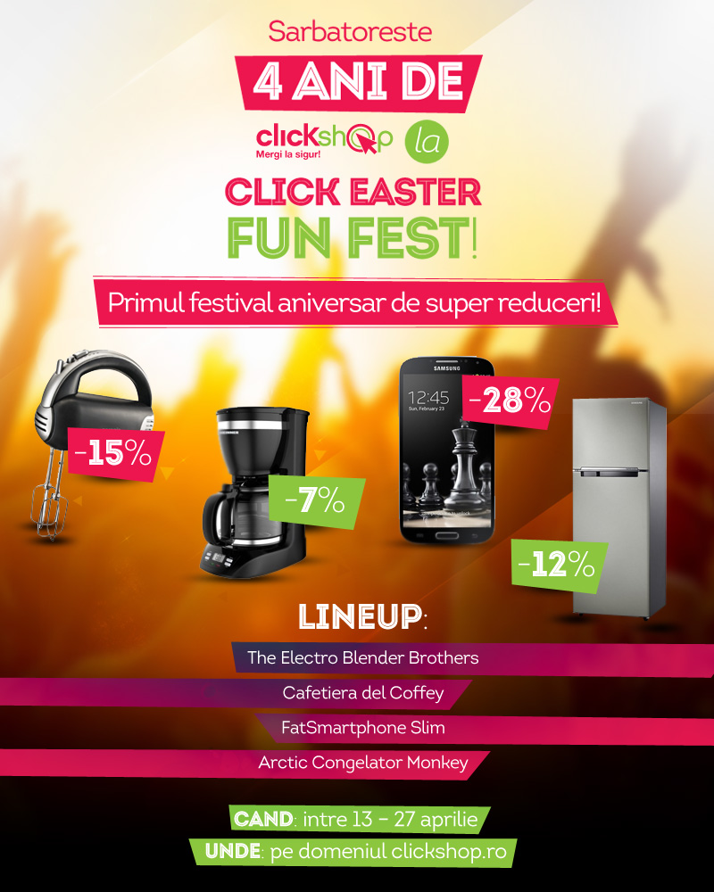 Click Ester Fun Fest