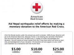 Donatii cutremur Nepal