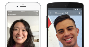 Facebook Messenger Skype
