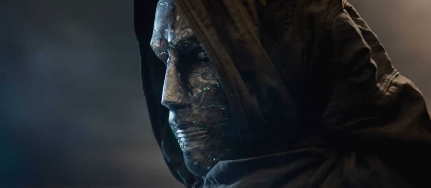 Fantastic Four Doctor Doom