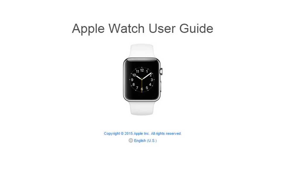 Ghid de utilizator Apple Watch