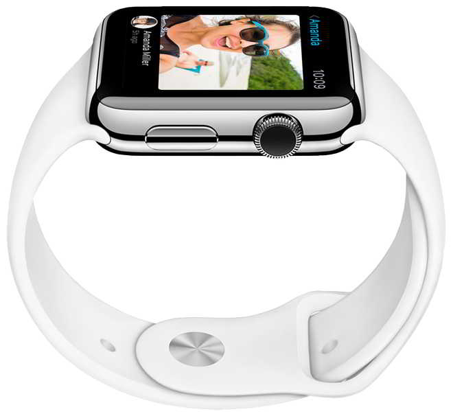 Glide Apple Watch